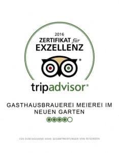 Exzellenz Zertifikat Fur Meierei Potsdam Meierei Potsdam