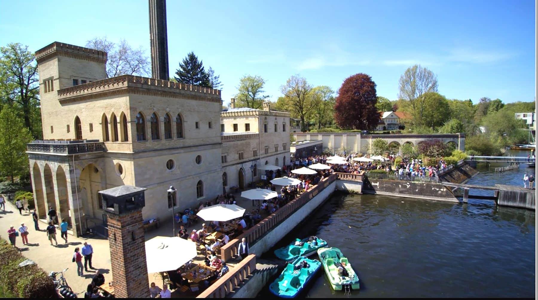 Bilder Des Gasthauses Der Brauerei Meierei Potsdam Meierei Potsdam